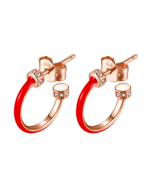 ROSATO earrings . RZO007.