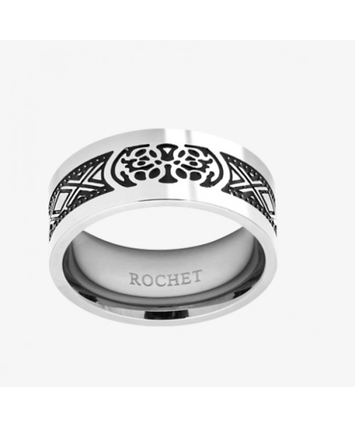 ROCHET ring for men. TALISMAN Collection
