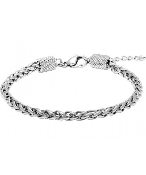 ROCHET bracelet for men. CONQUEST . Steel.