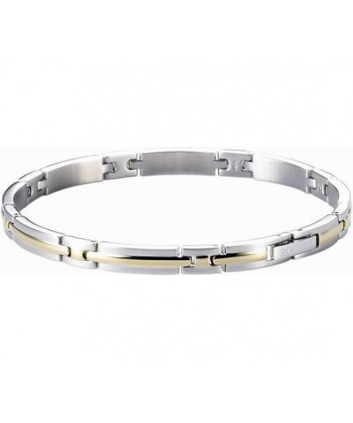 ROCHET bracelet for men. TRINIDAD. Steel.