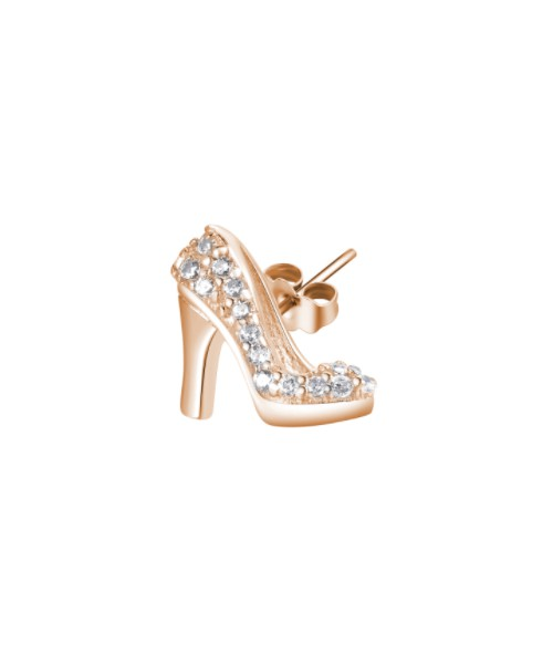 ROSATO earring. High-heeled shoe. RZO 021.
