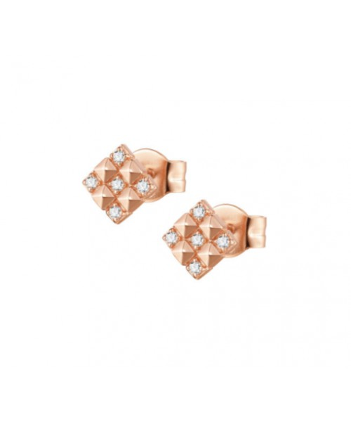 ROSATO earrings. Silver. RZO 039.