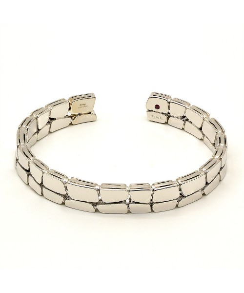 The Fifth Season by Roberto Coin. Brazalete de plata