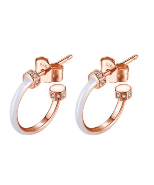 ROSATO earrings. RZO006.